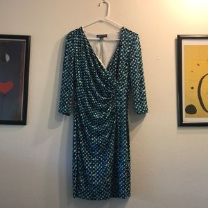 Multi Colored Dress Size 10